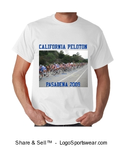 CALIFORNIA PELOTON Design Zoom